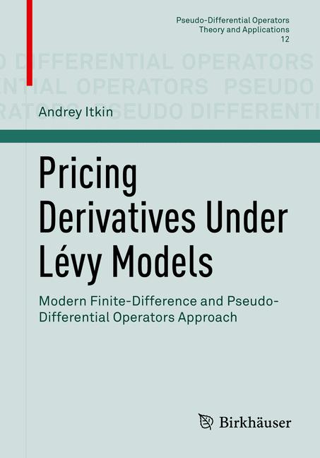 Cover of 'Pricing Derivatives Under Lévy Models'