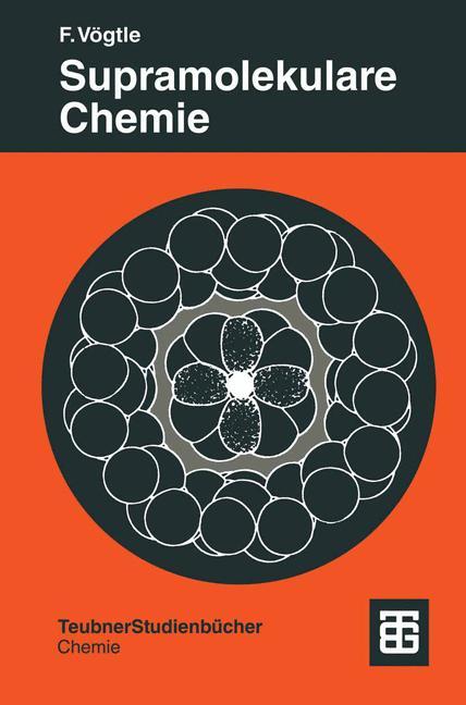 Cover of 'Supramolekulare Chemie'