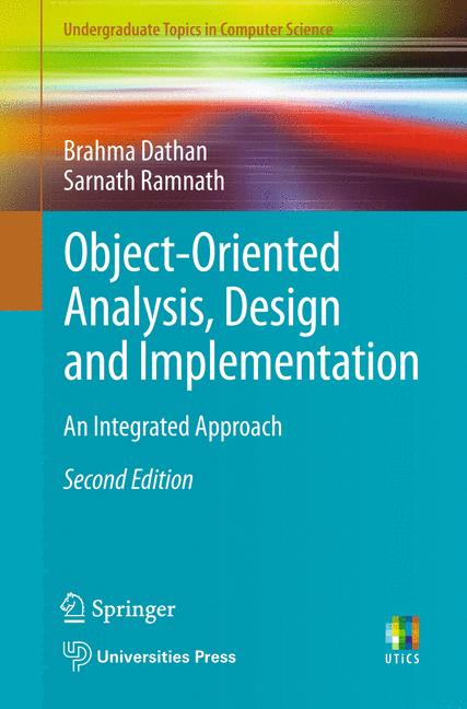 Cover of 'Object-Oriented Analysis, Design and Implementation'