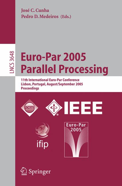 Cover of 'Euro-Par 2005 Parallel Processing'