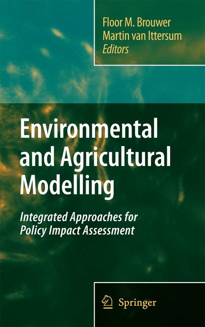 Cover of 'Environmental and Agricultural Modeling:'