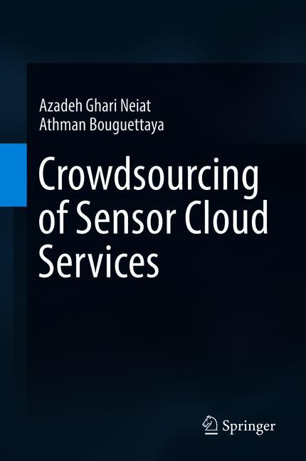 Cover of 'Crowdsourcing of Sensor Cloud Services'