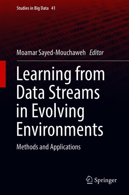 Cover of 'Learning from Data Streams in Evolving Environments'