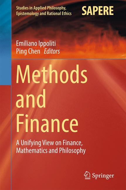 Cover of 'Methods and Finance'