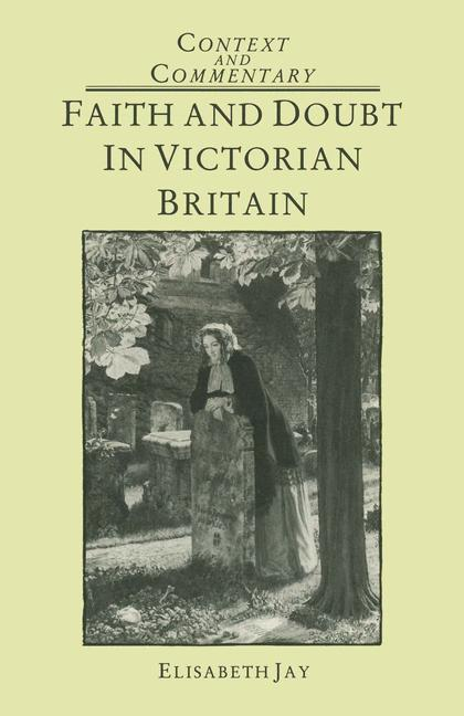 Cover of 'Faith and doubt in Victorian Britain'