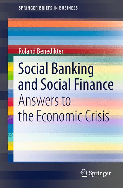 Cover of 'Social Banking and Social Finance'