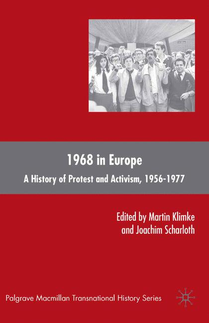 Cover of '1968 in Europe'