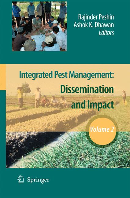 Cover of 'Integrated Pest Management: Dissemination and Impact'