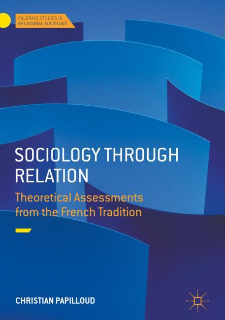 Cover of 'Sociology through Relation'