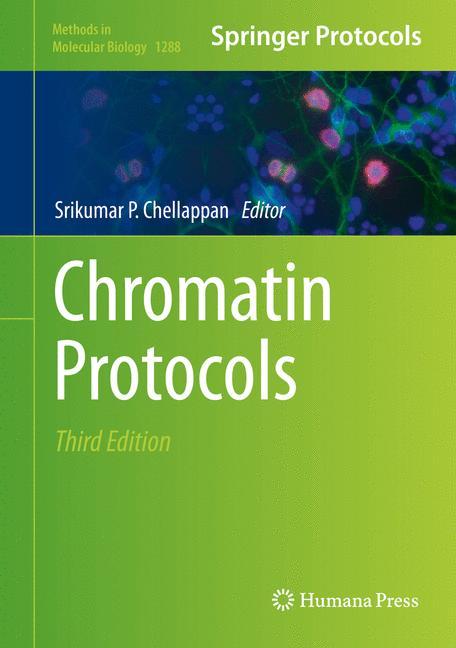 Cover of 'Chromatin Protocols'