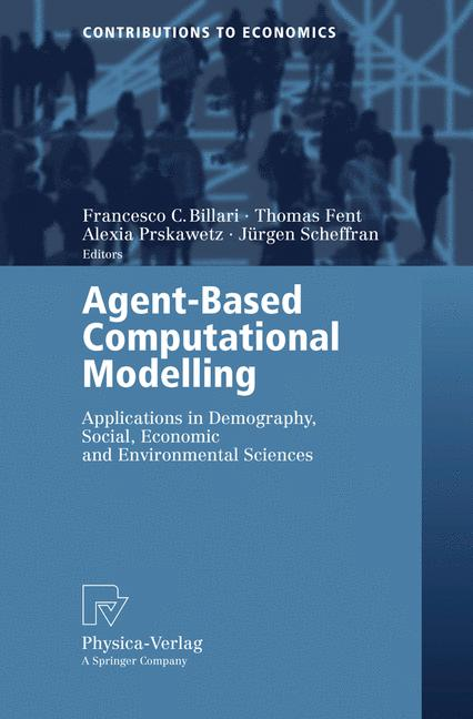 Cover of 'Agent-Based Computational Modelling'