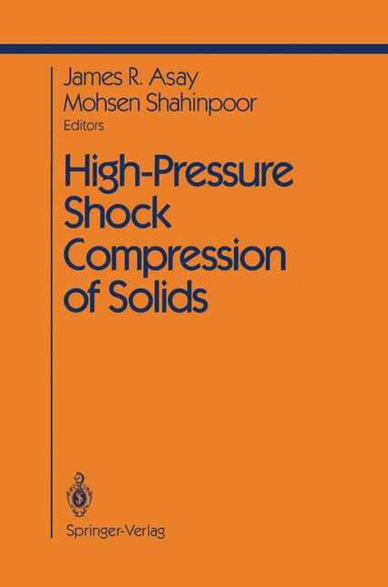 Cover of 'High-Pressure Shock Compression of Solids'