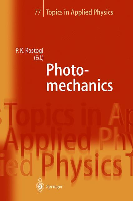 Cover of 'Photomechanics'