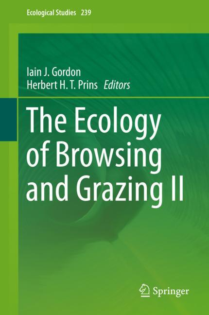 Cover of 'The Ecology of Browsing and Grazing II'
