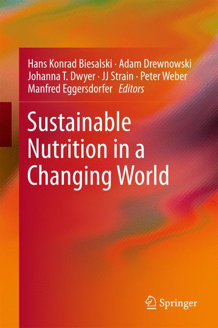 Cover of 'Sustainable Nutrition in a Changing World'