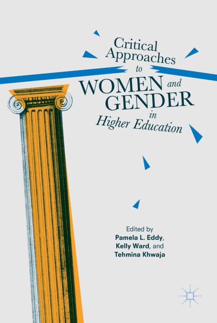 Cover of 'Critical Approaches to Women and Gender in Higher Education'