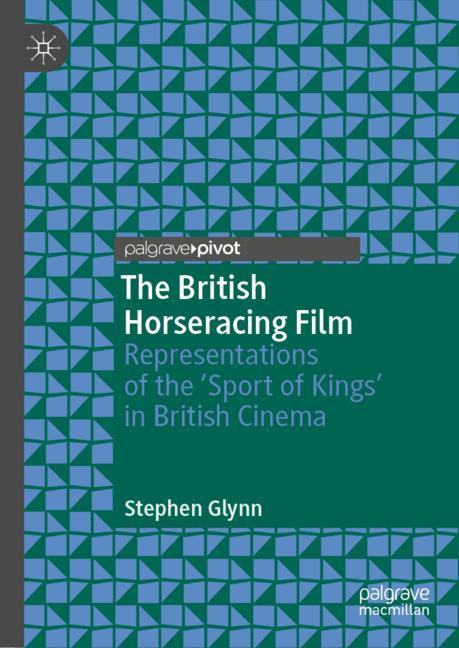 Cover of 'The British Horseracing Film'