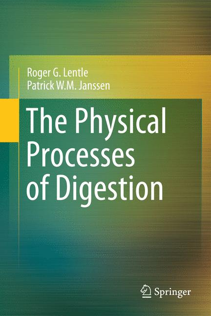 Cover of 'The Physical Processes of Digestion'