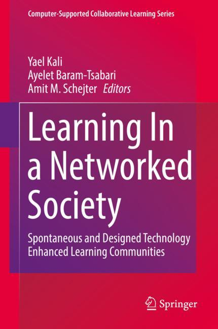 Cover of 'Learning In a Networked Society'