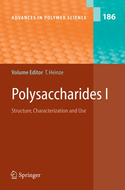 Cover of 'Polysaccharides I'