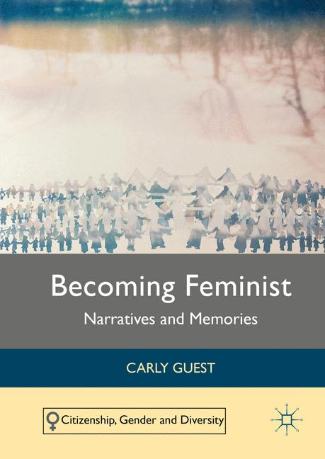 Cover of 'Becoming Feminist'