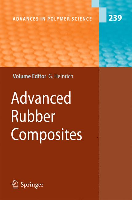 Cover of 'Advanced Rubber Composites'