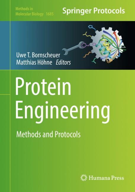 Cover of 'Protein Engineering'