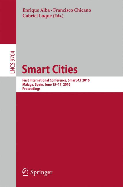 Cover of 'Smart Cities'
