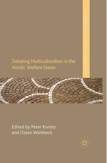 Cover of 'Debating Multiculturalism in the Nordic Welfare States'