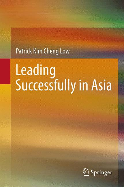 Cover of 'Leading Successfully in Asia'