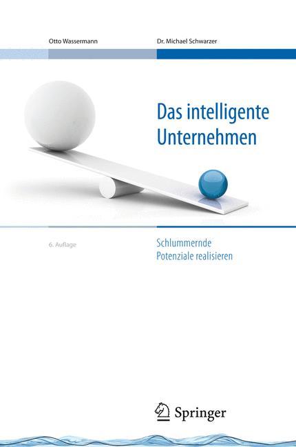 Cover of 'Das intelligente Unternehmen'