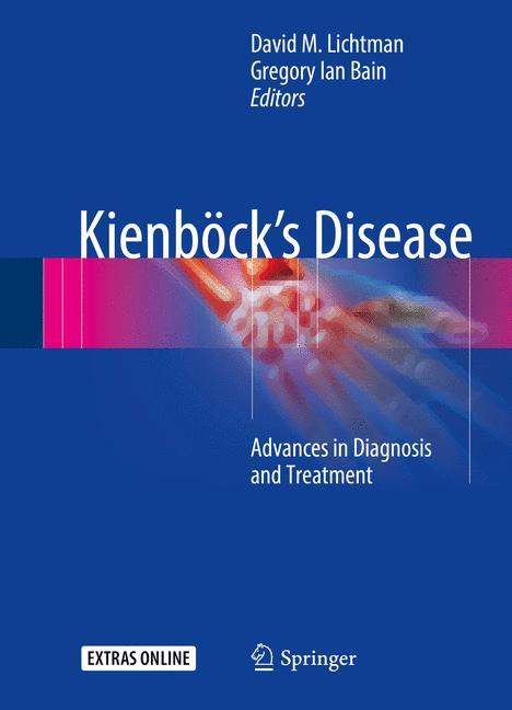 Cover of 'Kienböck's Disease'
