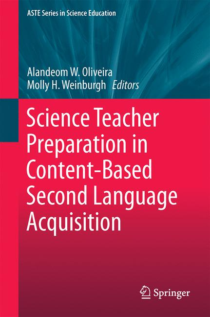 Cover of 'Science Teacher Preparation in Content-Based Second Language Acquisition'