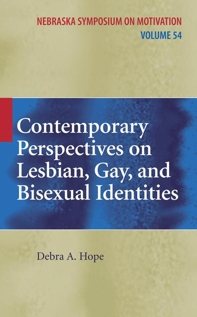 Cover of 'Contemporary Perspectives on Lesbian, Gay, and Bisexual Identities'