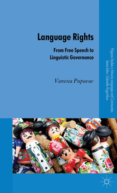 Cover of 'Language Rights'