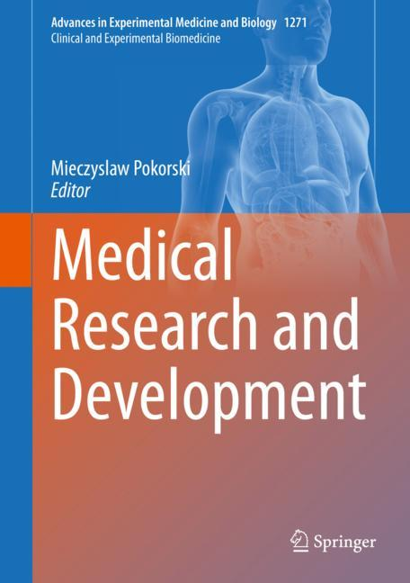 Cover of 'Medical Research and Development'