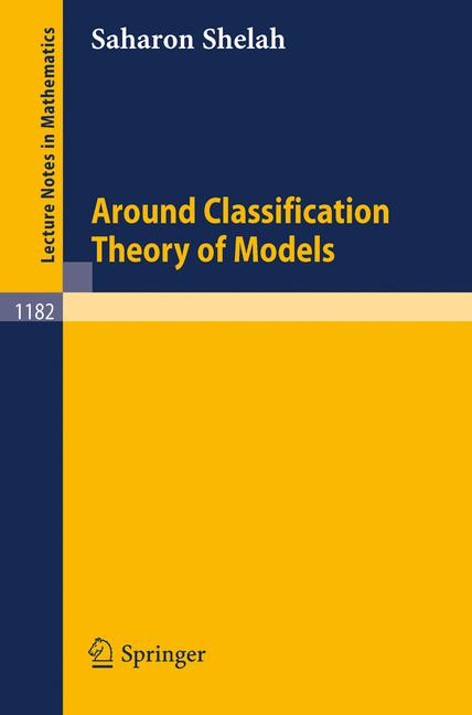 Cover of 'Around Classification Theory of Models'