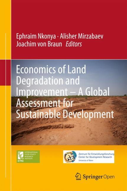 Cover of 'Economics of Land Degradation and Improvement – A Global Assessment for Sustainable Development'