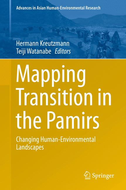 Cover of 'Mapping Transition in the Pamirs'