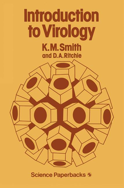 Cover of 'Introduction to Virology'