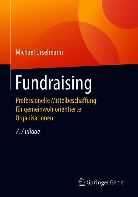Cover of 'Fundraising'