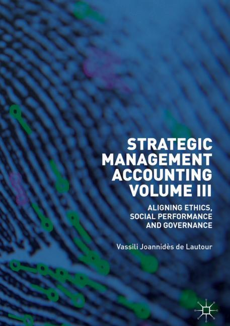 Cover of 'Strategic Management Accounting, Volume III'