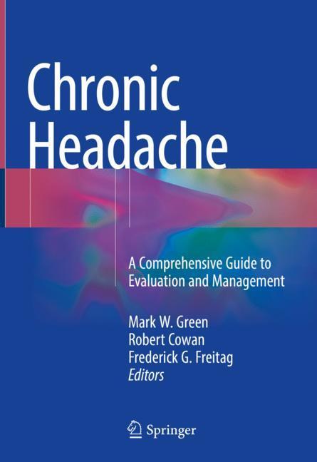 Cover of 'Chronic Headache'
