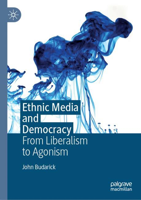 Cover of 'Ethnic Media and Democracy'