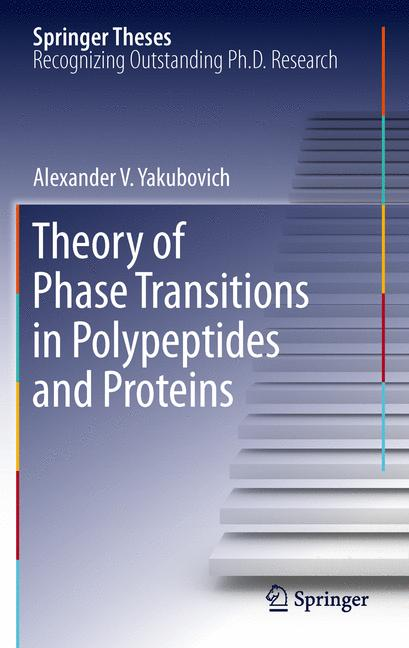Cover of 'Theory of Phase Transitions in Polypeptides and Proteins'