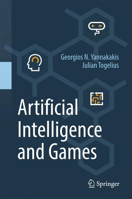 Cover of 'Artificial Intelligence and Games'