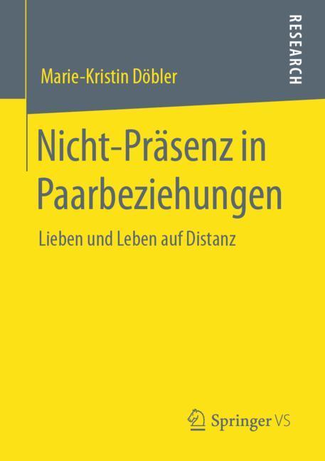 Cover of 'Nicht-Präsenz in Paarbeziehungen'