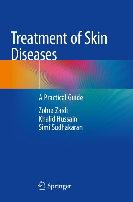 Cover of 'Treatment of Skin Diseases'