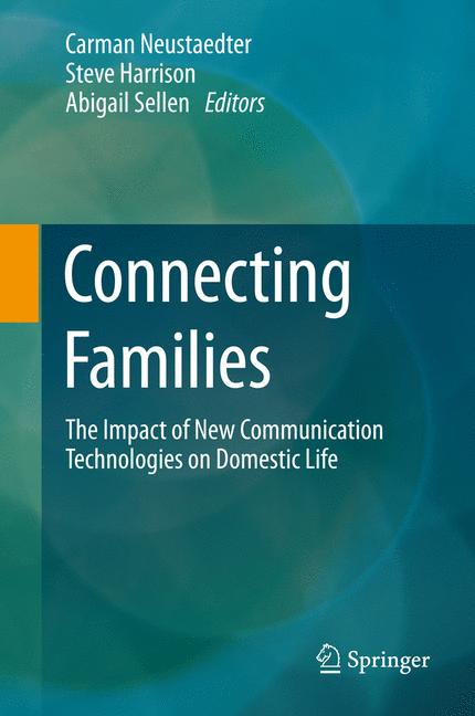 Cover of 'Connecting Families'