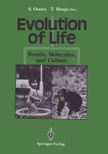 Cover of 'Evolution of Life'